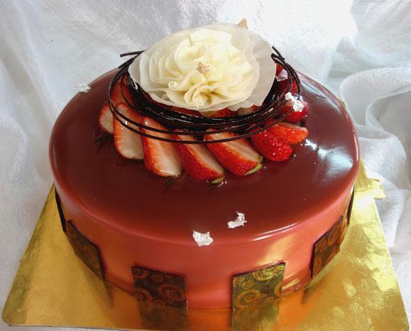嘉华蛋糕 花的姿态 香港花之言 高清图片